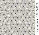 vector seamless pattern. modern ... | Shutterstock .eps vector #1061063321