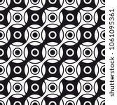 vector seamless pattern.... | Shutterstock .eps vector #1061095361