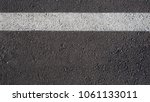 surface rough of asphalt  grey... | Shutterstock . vector #1061133011