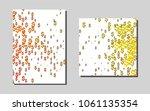 light orangevector template for ...