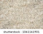 rock surface texture with white ... | Shutterstock . vector #1061161901