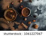 Cup Of Hot Chocolate. Mug Of...