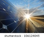 power plant using renewable... | Shutterstock . vector #106124045