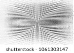 abstract monochrome circles... | Shutterstock .eps vector #1061303147