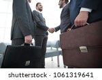 Closeup.meeting Business...