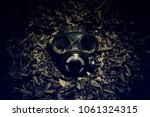 Gas Mask Of Protection  War An...