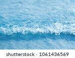 sea water texture abstract...   Shutterstock . vector #1061436569