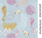 underwater abstract background  ...   Shutterstock .eps vector #106144169