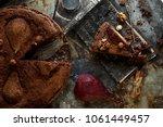 Chocolate Cake With Pears...