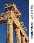 Temple Of Apollo  Side  Turkey