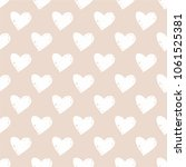 tile cute vector pattern with...   Shutterstock .eps vector #1061525381