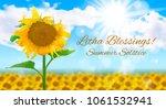 vector illustration on the... | Shutterstock .eps vector #1061532941