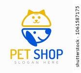 vector logo design template for ...   Shutterstock .eps vector #1061587175