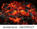 Actively Smoldering Embers Of...
