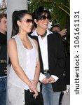 Постер, плакат: Kimberly Kardashian and Kris