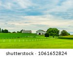 Small photo of Amish country farm barn field agriculture in Lancaster, PA