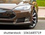 kiev  ukraine   september 20 ...   Shutterstock . vector #1061685719