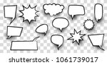 announces sketch idea... | Shutterstock .eps vector #1061739017