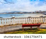 Bench And Fence Of Vilaxoan...
