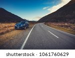 appiring national park... | Shutterstock . vector #1061760629