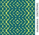 colorful squadre texture | Shutterstock . vector #1061781461