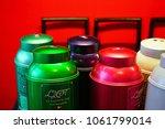 brisbane  australia  27 jul... | Shutterstock . vector #1061799014