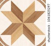 Geometric Star Shapes Pattern...
