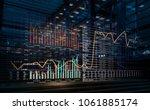 media technologies for business.... | Shutterstock . vector #1061885174