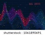 abstract infographics... | Shutterstock .eps vector #1061890691