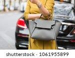paris september 27  2017.... | Shutterstock . vector #1061955899