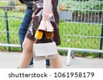 paris september 27  2017.... | Shutterstock . vector #1061958179