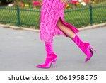 paris september 27  2017.... | Shutterstock . vector #1061958575