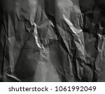 the paper is black  a... | Shutterstock . vector #1061992049