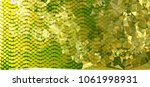 abstract background with dots.... | Shutterstock .eps vector #1061998931