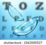medicine and vision concept  ... | Shutterstock .eps vector #1062000527