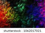 dark multicolor  rainbow vector ... | Shutterstock .eps vector #1062017021