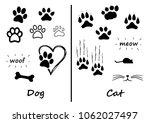 Animals Footprint Foot Feet...