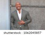 los angeles   apr 4   dwayne... | Shutterstock . vector #1062045857