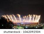 gold coast  australia   april... | Shutterstock . vector #1062092504