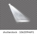 white glowing transparent... | Shutterstock .eps vector #1062094691
