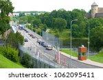 narva  estonia   august 12 ... | Shutterstock . vector #1062095411