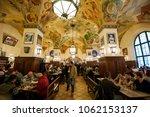 munich  germany   feb 6  2016 ... | Shutterstock . vector #1062153137