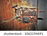 the old doorknob   Shutterstock . vector #1062154691