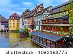 European River Town Houses Landmark - Fine Art prints