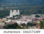 ciudad de esquipulas ... | Shutterstock . vector #1062171389