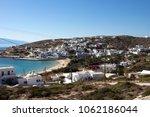 donousa  stavros village... | Shutterstock . vector #1062186044