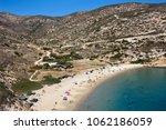 kendros  beautiful sandy beach...   Shutterstock . vector #1062186059