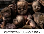 Creepy Old Dolls Found In An...