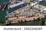 rotterdam  the netherlands  ... | Shutterstock . vector #1062266069