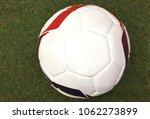 russia april 1 2018  soccer...   Shutterstock . vector #1062273899